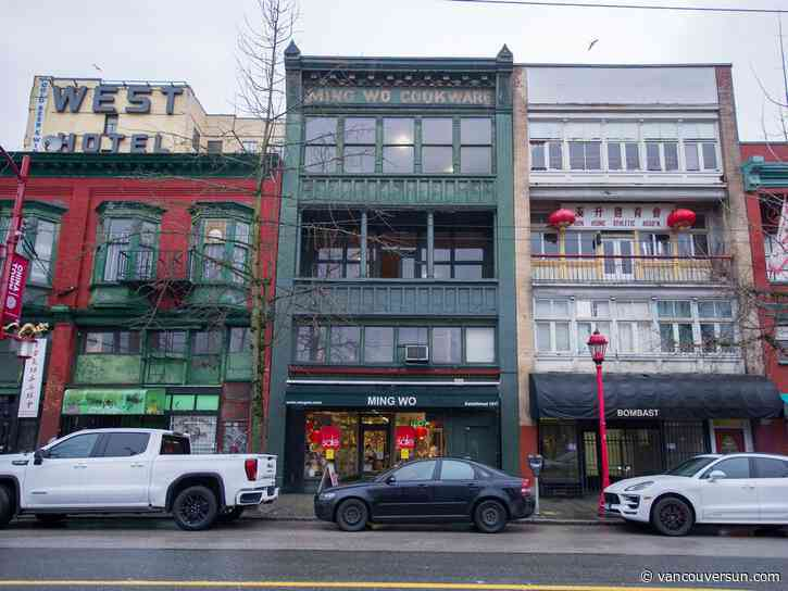 Michael S. Tan: Chinatown and Punjabi Market: How do we ensure new businesses setting up reflect their area's cultural heritage?