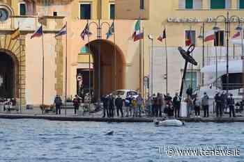 Portoferraio, il porto delle balene - sabato 24 ottobre 2020 - Tirreno Elba News