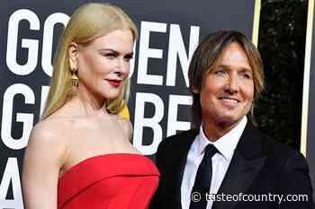 Nicole Kidman on Keith Urban: 'I'm Married to a Really Good Man'