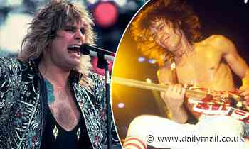 Ozzy Osbourne reveals Eddie Van Halen once called and asked him to join Van Halen