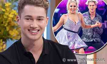 AJ Pritchard hints he left Strictly to appear on I'm A Celeb amid claims he's joined line-up