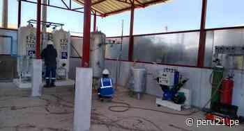 Cajamarca: adquieren planta de oxígeno para hospital de Celendín - Diario Perú21