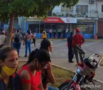 Usuarios tardan 10 horas en cola del Saime en Ciudad Ojeda - El Pitazo
