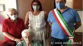 Nonna Attilia originaria di San Giovanni Ilarione spegne 100 candeline - Verona Sera