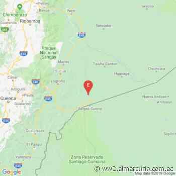 Un sismo de magnitud 5,5 se registra en Sucúa | Diario El Mercurio - El Mercurio (Ecuador)