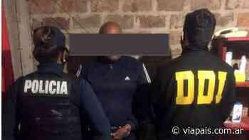 Asesinato del colectivero en Virrey del Pino: confirman que el detenido tenía el arma del crimen - Vía País