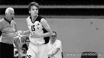 """Basketbalclub en scouts in diepe rouw na plotse overlijden van Guy (19): """"Fantastische gast die overal graag gezien was"""" - Het Nieuwsblad"""