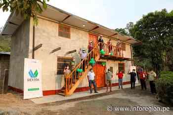 Junín: Restauran local comunal de caficultores en Pangoa - inforegion.pe