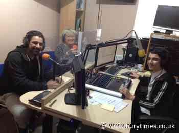 New radio station's bid to reach out to Bury's lockdown listeners