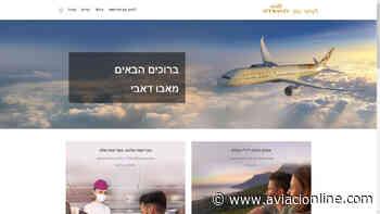 Etihad Airways se prepara para el mercado Israelí - Aviacionline.com