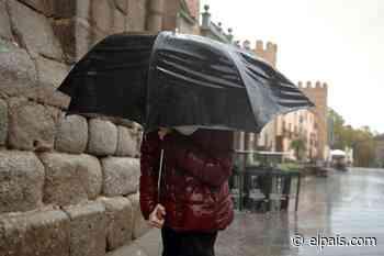 El temporal mantiene a siete comunidades en alerta por fuertes rachas de viento o lluvia - EL PAÍS