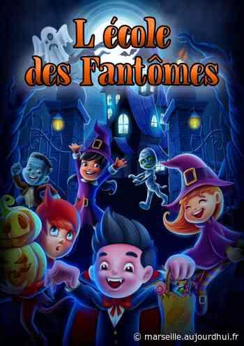 L'ECOLE DES FANTOMES - La Comédie des Suds 16/19, CABRIES, 13480 - Sortir à Marseille - Le Parisien Etudiant