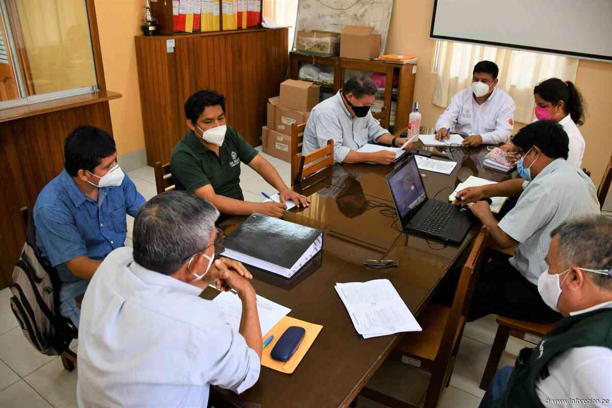 San Martín: Concluyen plan de trabajo para titulación de predios rurales - INFOREGION