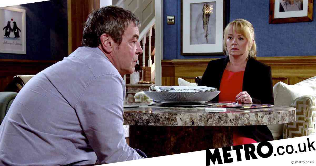 Coronation Street spoilers: Johnny and Jenny Connor split as he reveals his darkest secret?