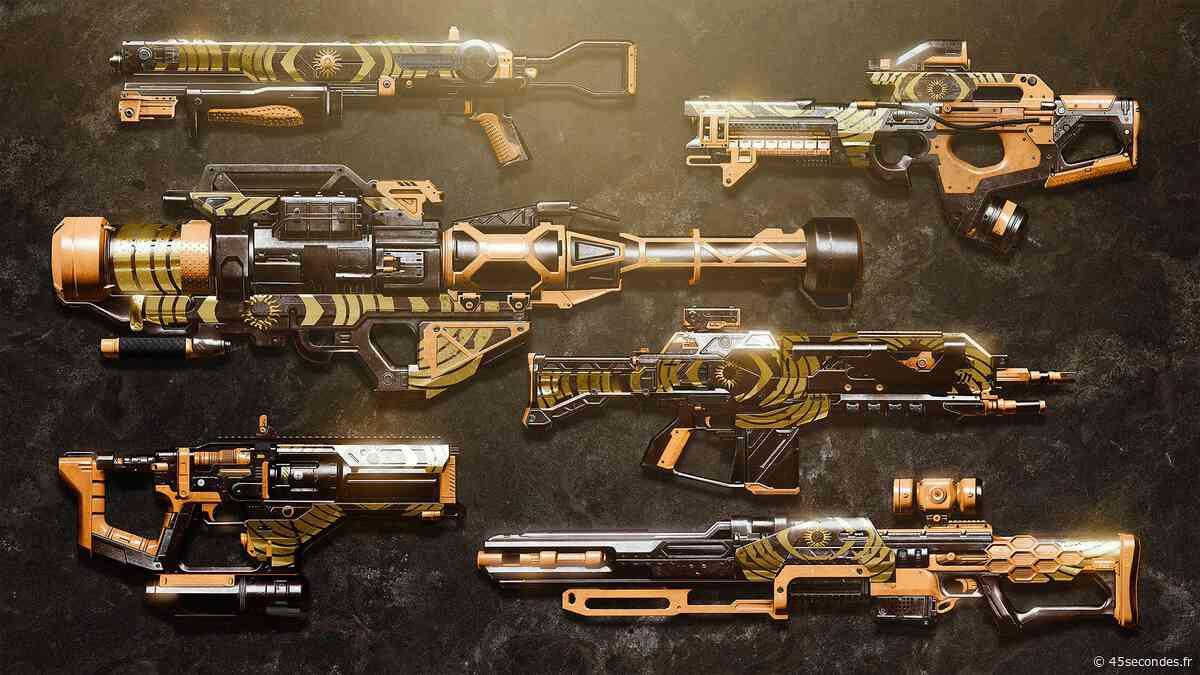 Destiny 2: voici comment fonctionneront les armes de Trials of Osiris Expert - 45 Secondes