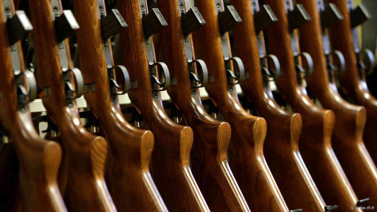 Il n'y a jamais eu autant d'armes à feu en circulation dans le monde - RFI