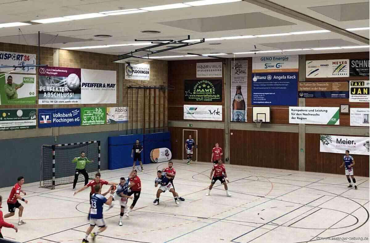Handball – 3. Liga: Plochingen gewinnt Heimspiel mit 33:30 - esslinger-zeitung.de