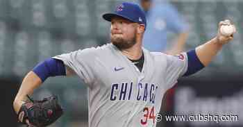 Cubs should retire No. 34 number for Jon Lester and Kerry Wood - CubsHQ