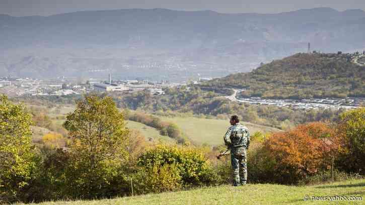 Attack Drones Dominating Tanks as Armenia-Azerbaijan Conflict Showcases the Future of War