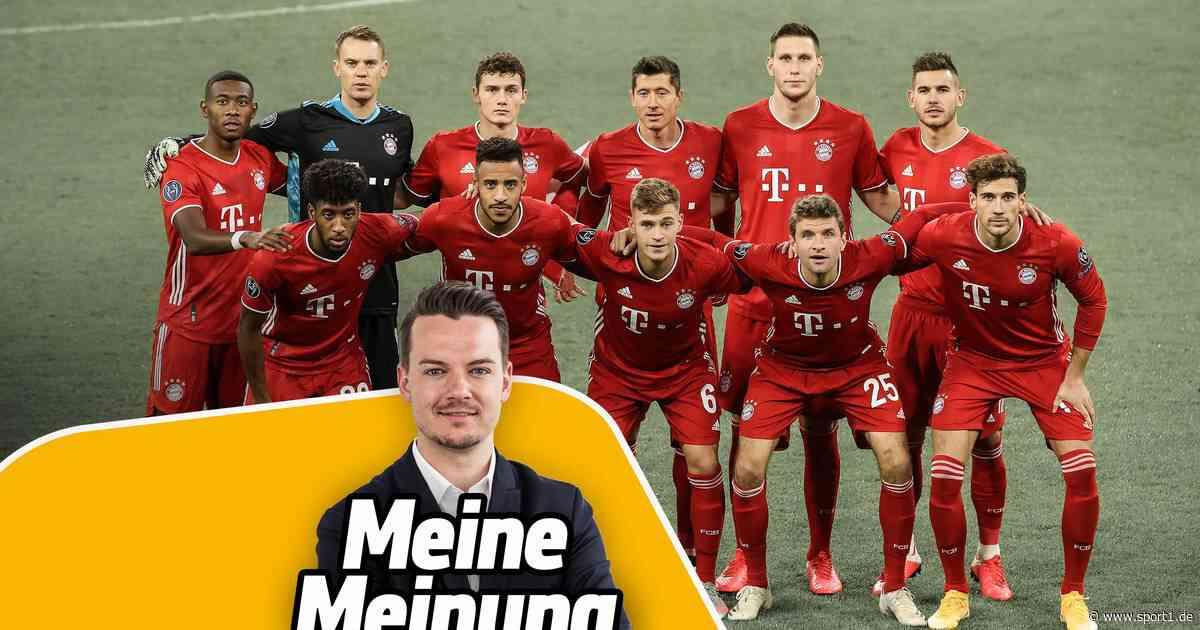 FC Bayern ist in Europa das Maß aller Dinge, sagt Florian Plettenberg - SPORT1