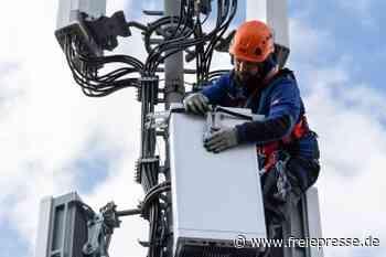 Mobilfunkanbieter starten 5G-Aufbau im Erzgebirge - Freie Presse