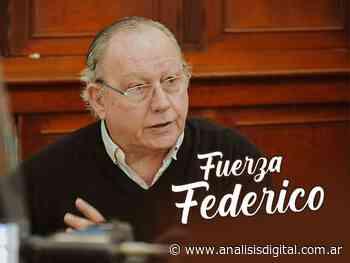 Desmejoró este domingo la salud de Federico Bogdan, internado en Buenos Aires con Covid-19 - Análisis Digital
