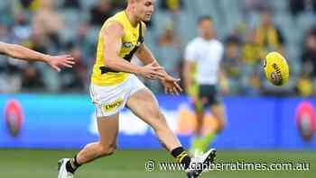 Short pips Martin for Tigers' top award - The Canberra Times