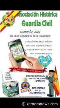Protección Civil de Villaralbo recoge móviles antiguos para luchar contra las enfermedades raras - Zamora News