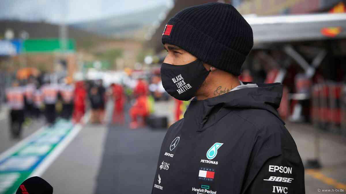 """Presse stimmt Lobeshymnen an: """"Hamilton führt F1 mit diktatorischer Hand"""""""