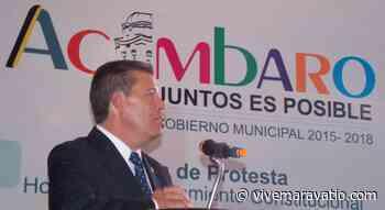 Rinde protesta Gerardo Javier Alcantar Saucedo como edil de Acambaro - Vive Maravatio