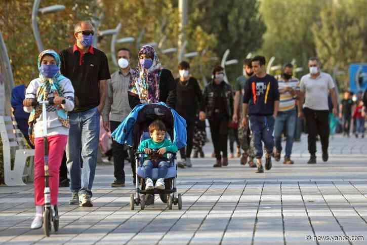 Iran reports COVID-19 death every five minutes, hospitals struggle