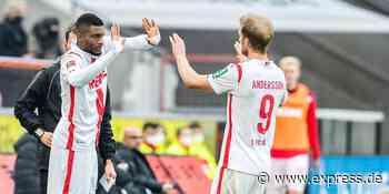 1. FC Köln: Sorge um Stürmer vor Duell mit FC Bayern München - EXPRESS