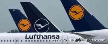 COVID-19: jusqu'à 30 000 emplois menacés chez Lufthansa