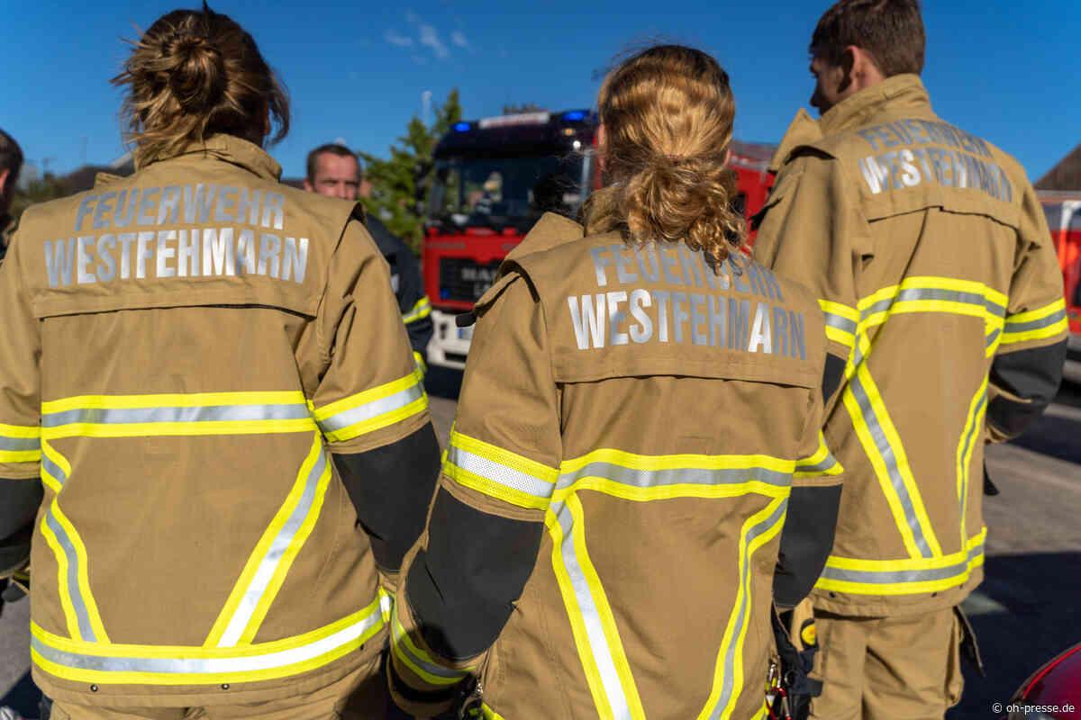 Feuerwehren auf Fehmarn stellen Übungsdienste ein - Dennis Angenendt