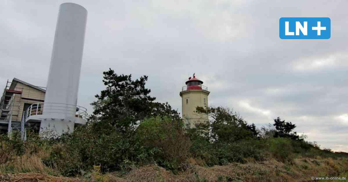 Fehmarn: In Westermarkelsdorf wird ein neuer Leuchtturm gebaut - Lübecker Nachrichten
