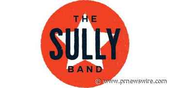 The Sully Band to Stage a Live Virtual Fundraiser Concert to Benefit the MD Anderson Cancer Center on October 29