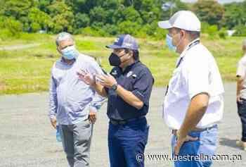 Evalúan reactivar el Aeropuerto de Puerto Armuelles para operaciones logísticas - La Estrella de Panamá