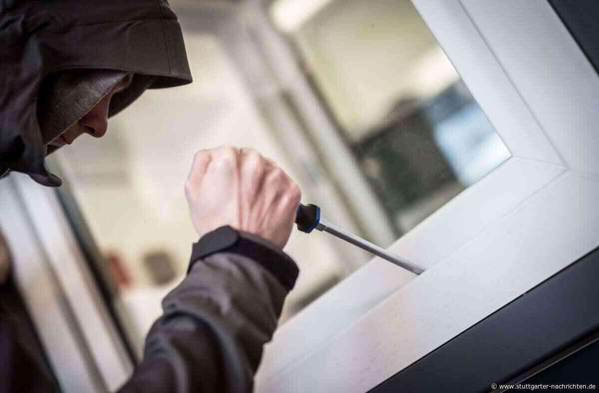 Einsätze in Stuttgart - Polizei sucht Zeugen nach mehreren Einbrüchen in Gaststätten - Stuttgarter Nachrichten