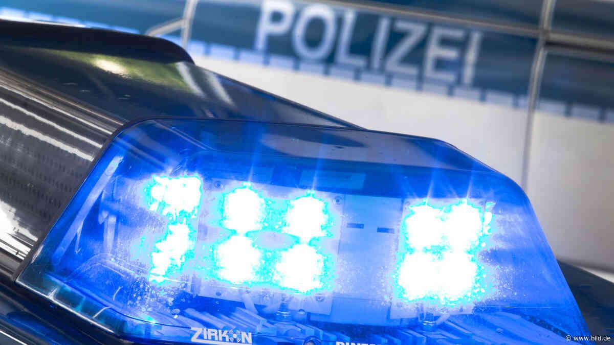 """""""Psychischer Ausnahmezustand"""" - Polizei erschießt Messer-Mann - BILD"""