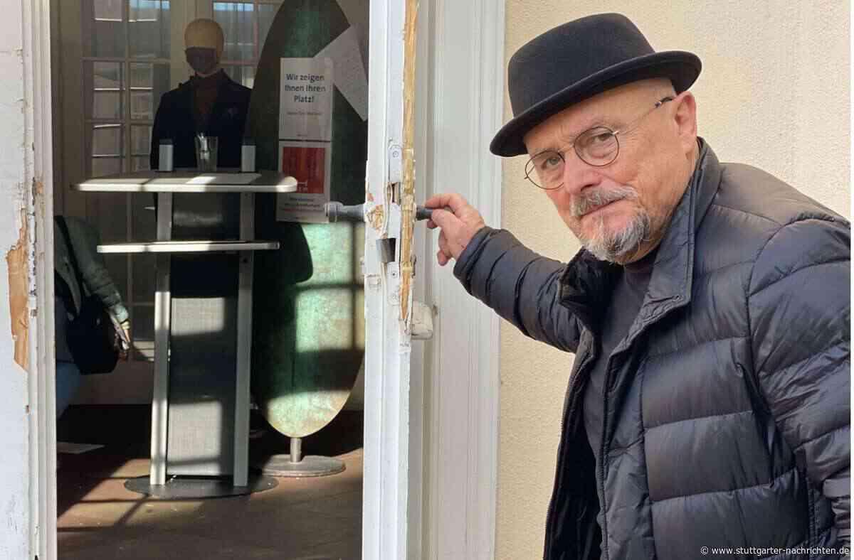 """Einbrecher im Schloss Solitude in Stuttgart - Promi-Wirt Jörg Mink ist stinksauer auf """"Vollidioten"""" - Stuttgarter Nachrichten"""