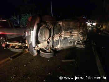 Vitima fatal de acidente em Jerônimo Monteiro é identificada - Jornal FATO