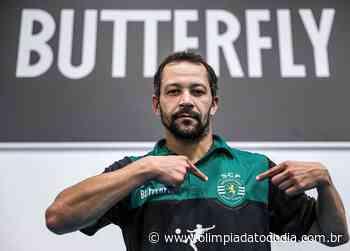 Thiago Monteiro vence duas e garante 4 pontos para o Sporting - Olimpíada Todo Dia