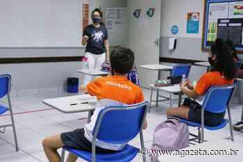 Segurança, acolhimento e diagnóstico do aprendizado na Escola Monteiro - A Gazeta
