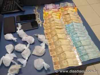 Polícia frustra negociação e apreende drogas em Jerônimo Monteiro » DiaaDiaES.com.br - Dia a Dia Espírito Santo