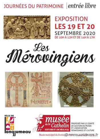 Exposition « Les Mérovingiens » Musée du Docteur Cathelin samedi 19 septembre 2020 - unidivers.fr