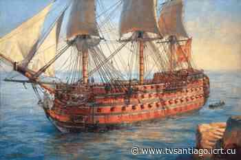 Desde Santiago de Cuba programa sobre el barco Santísima Trinidad - El sitio web de la televisión en Santiago de Cuba