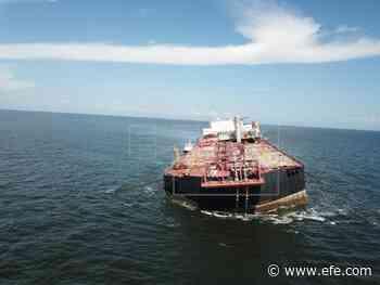 Expertos de Trinidad y Tobago no ven riesgo de hundimiento de un barco de Pdvsa - EFE - Noticias