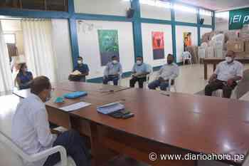 Goresam construirá nuevo local del Centro de Salud de Jepelacio - diarioahora.pe