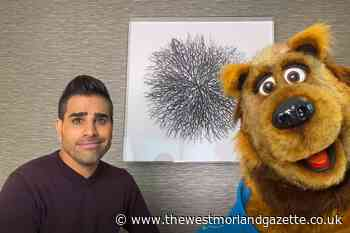 Dr Ranj launches Covid-19 puppet show to teach children about the pandemic