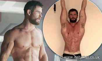 Thor star Chris Hemsworth's fitness secrets revealed